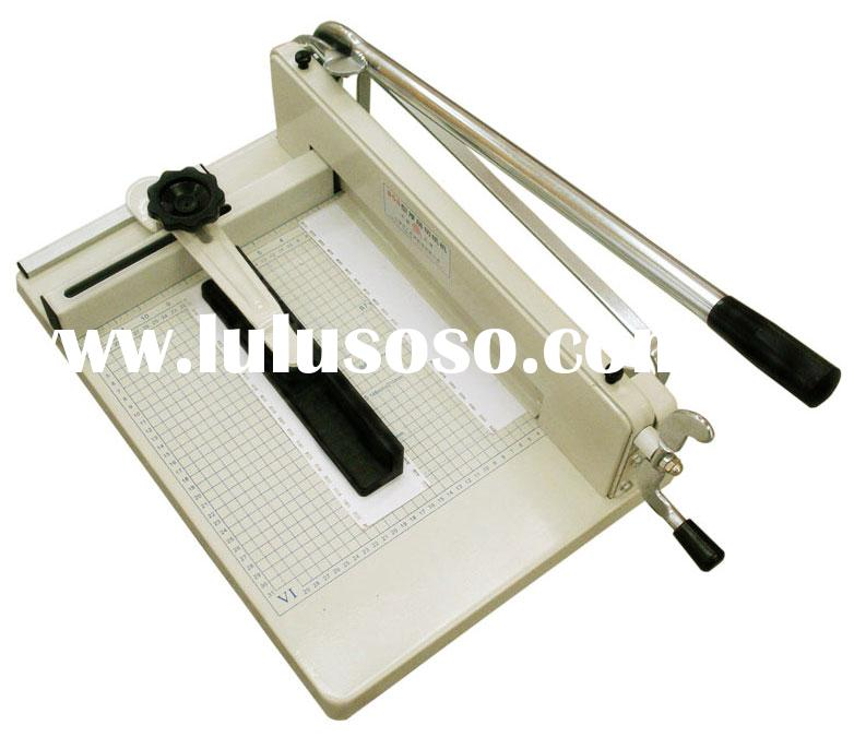 858-A3/A4 paper cutting machine of thick layer
