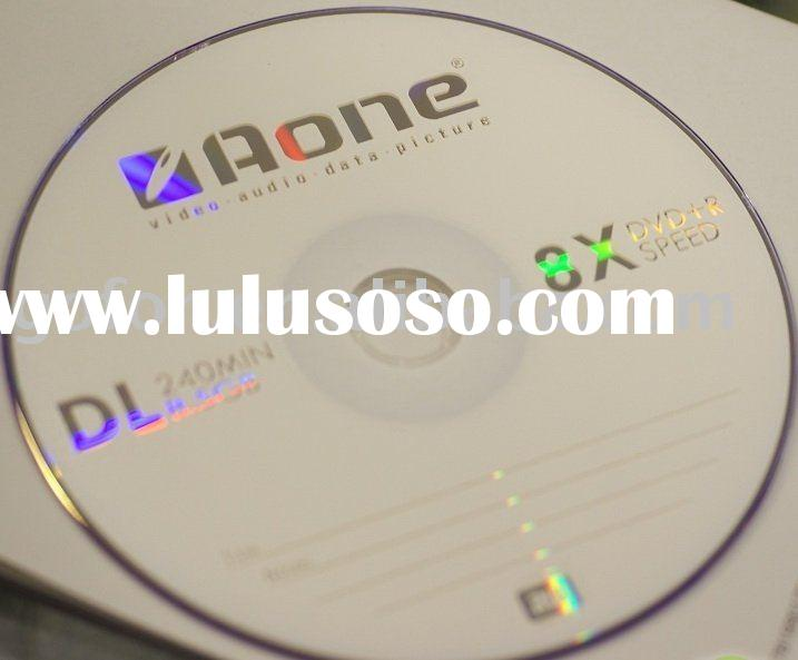 8.5GB 8X 240nin Dual layer blank DVD+R DL