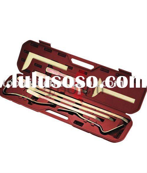 9 Pieces Body Pry Bars Set and Body Wedge Tools Set- Vehicle Tools