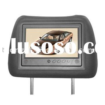 9 inch Headrest Taxi Advertising player + Day and Night Function ( TZ-H998)