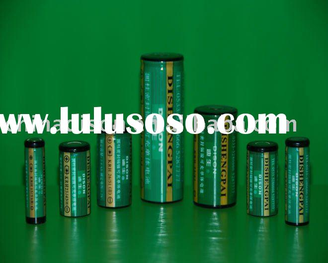 AAA,AA,A,SC,C,D,F,M All type Ni-cad rechargeable battery