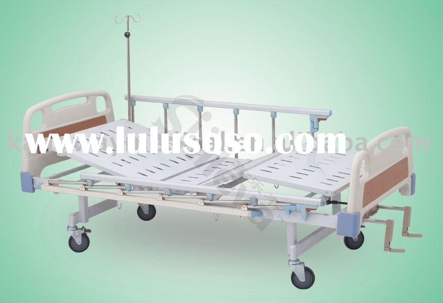ABS Double Crank Hospital Bed(Medical Bed)