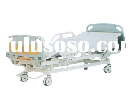 ABS triple-folding bed/hospital bed/medical equipment