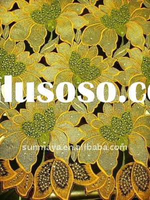 AFRICAN LACE, COTTON LACE, SWISS VOILE LACE,EMBROIDERY FABRIC