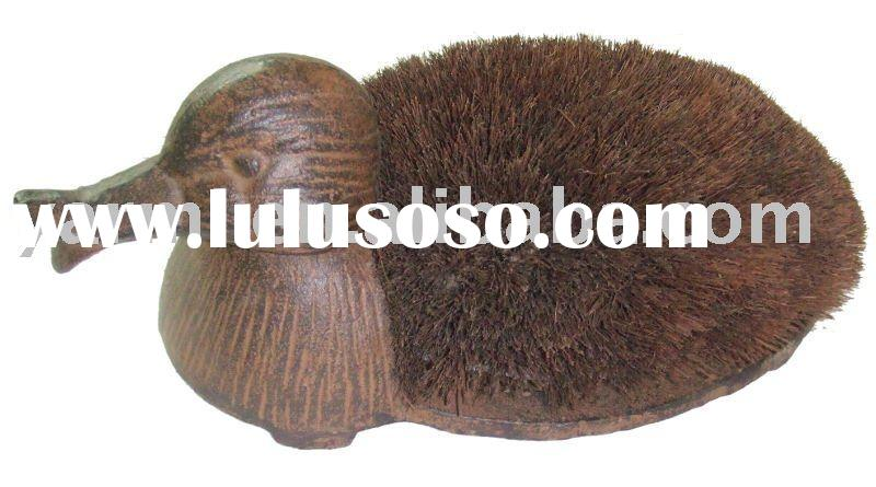 ANIMAL SHOE BRUSH