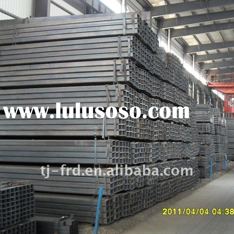 ASTM A500 GR.B Steel Square Tube(ASTM A500/BS6363)