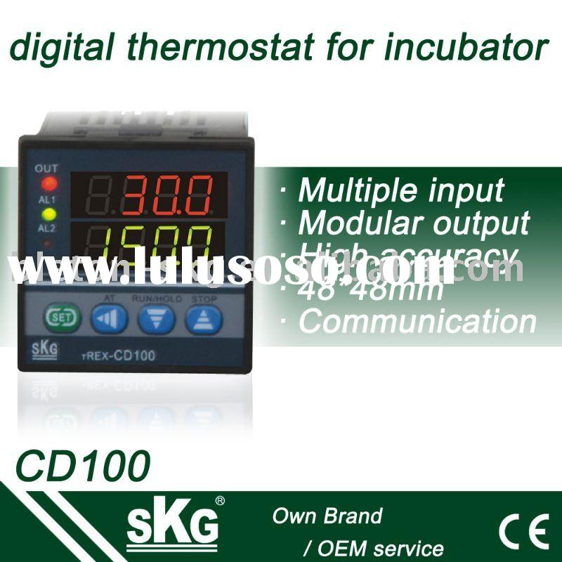 AT908 CD100 digital thermostat for incubator