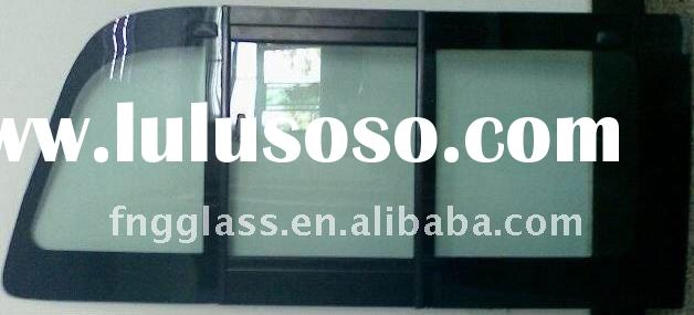 AUTO SLIDING WINDOW GLASS