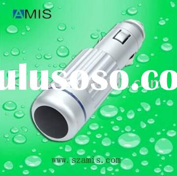 Air Freshener, Oxygen bar,Mini Ionizer,air cleaner,car air purifier,auto oxygen bar,ozone generator