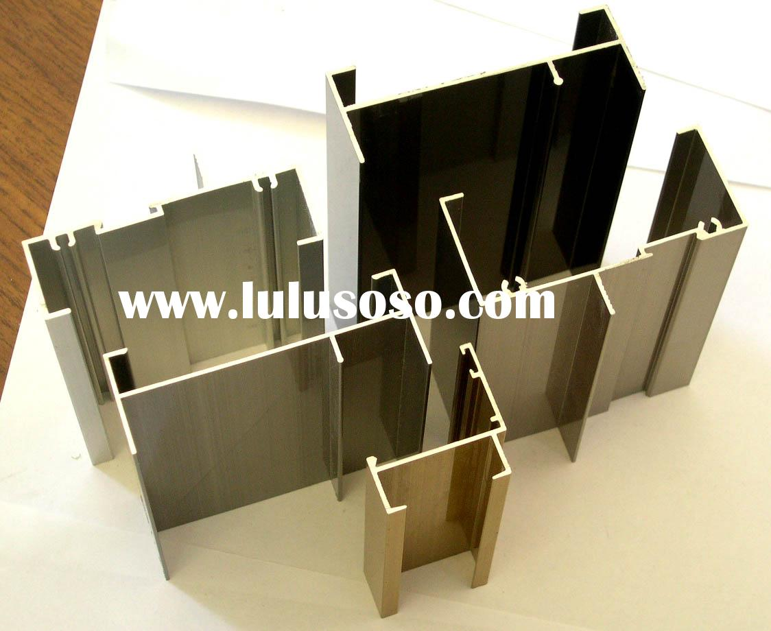 Aluminum Door and Window Profiles