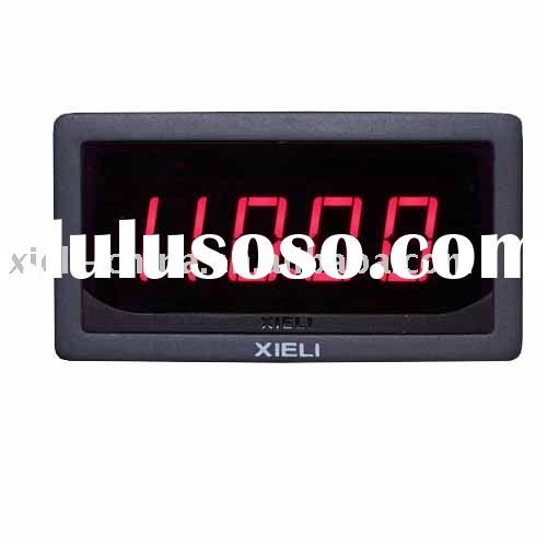 Ammeter Display 19999 (5 digit) Power supply DC5V/ 12V /24V measuring DC current