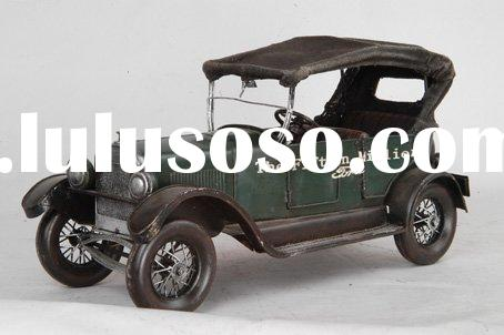 Antique Style Metal Model Car/Old Ford/Car Model