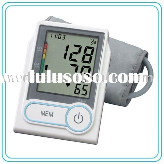 Arm type Blood Pressure Monitor Talking (Salable)
