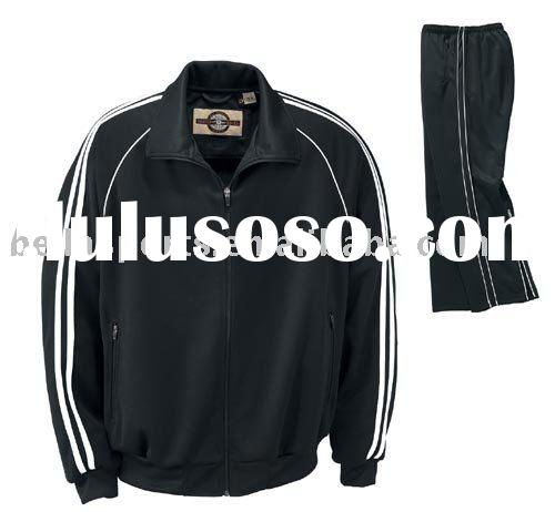 Athletic wear/sport suits/tracksuits/sportswear/training wears/outdoor wear/men's jogging we