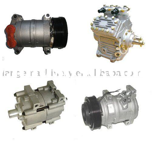 Auto Air Conditioning Compressor