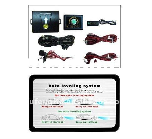 Auto Leveling System For Vehicle Xenon Headlamp