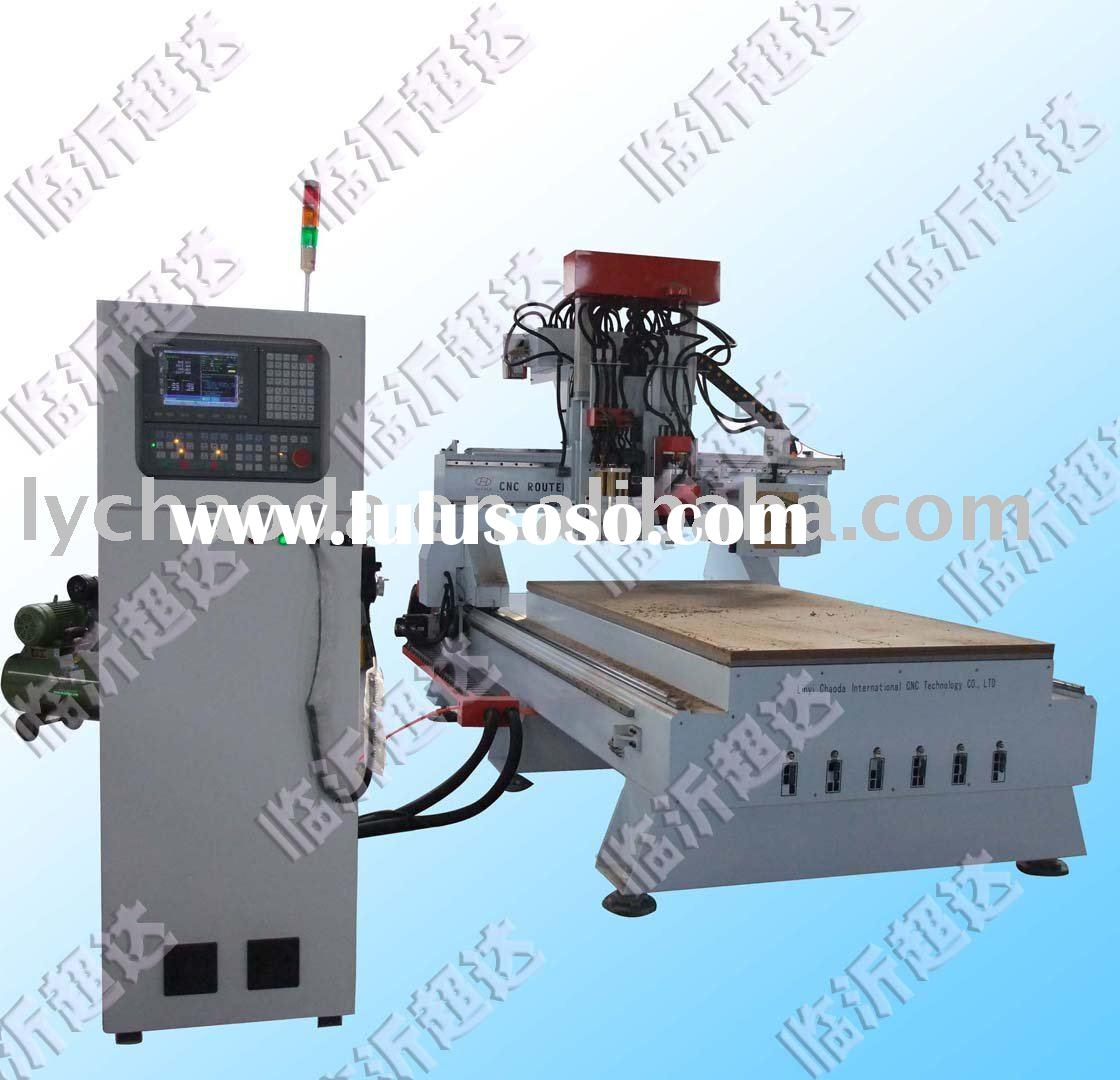 Auto Tool Changer wood machine