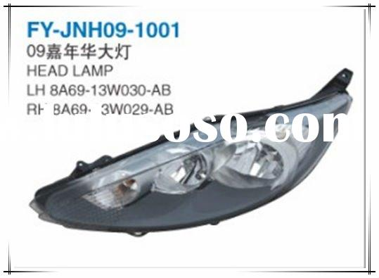 Auto headlight for 2009 ford fiesta