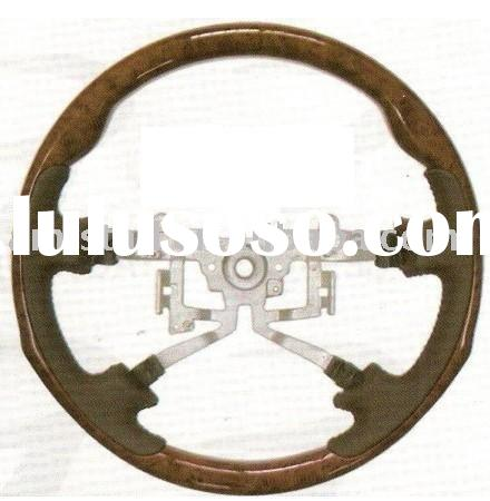 Auto parts steering wheel OEM style for TOYOTA FORTUNER 06'