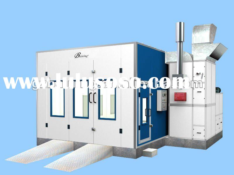 Auto spray paint booth/garage equipment/spray painting equipment
