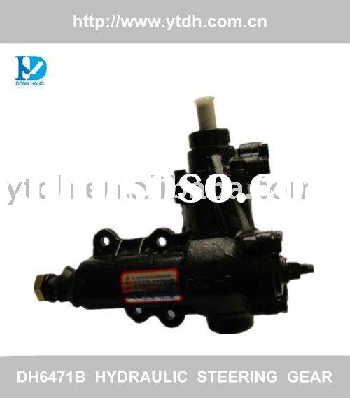 Auto steering system power steering gear for ISUZU pickup.