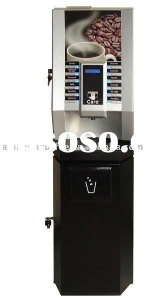 how much does a commercial coffee machine cost