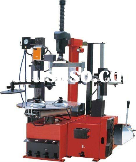 Automatic tyre changer with CE
