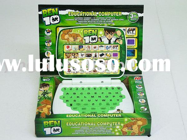 BEN 10 Computer , Learning Machine , Toys , Gifts , BEN10 TOYS