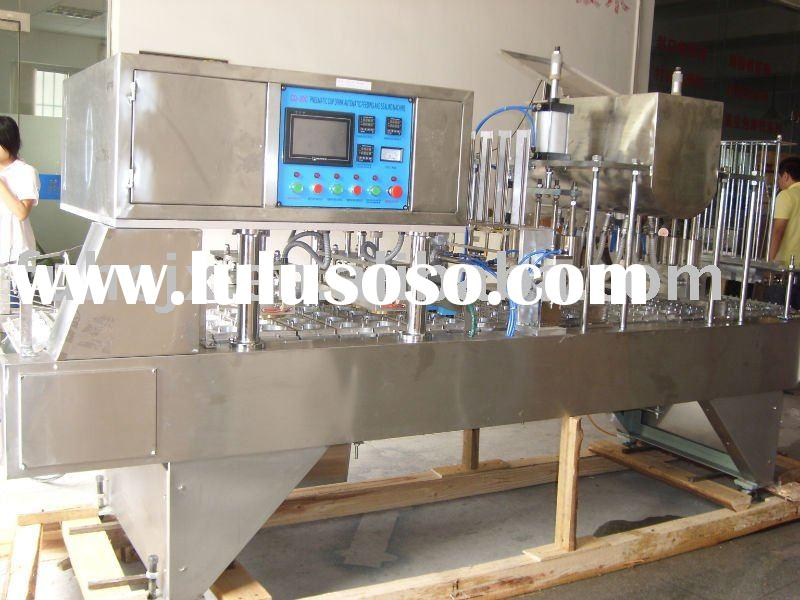 BG60-A2 yogurt filling and sealing machine