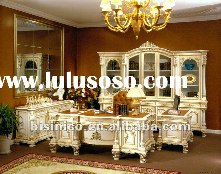 BISINI customized wooden noble furniture/office furniture/office cabinet/ desk/chairs/filling cabine