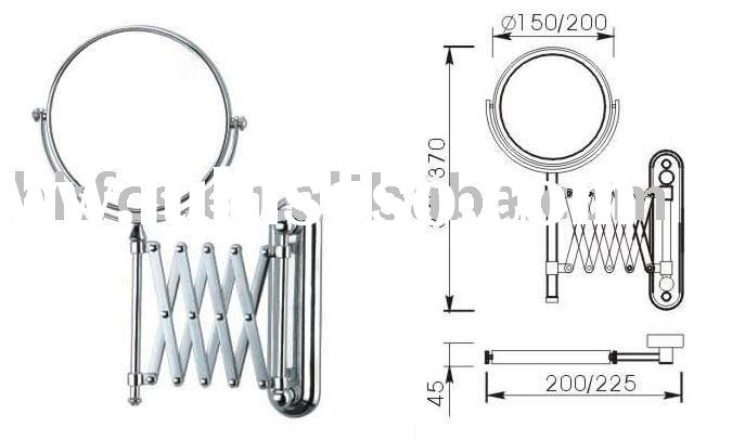 20x Lighted Magnifying Mirror, 20x Lighted Magnifying