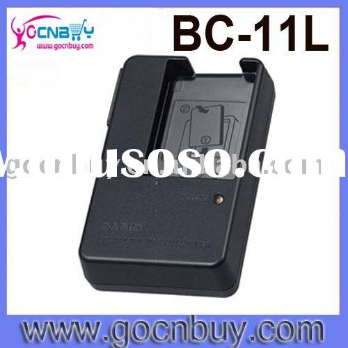 Battery Charger BC-11L For Casio Camera