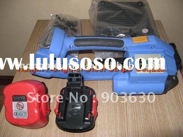 Battery Powered Plastic Strapping Tool DD160 For Plastic Strap 12-16mm