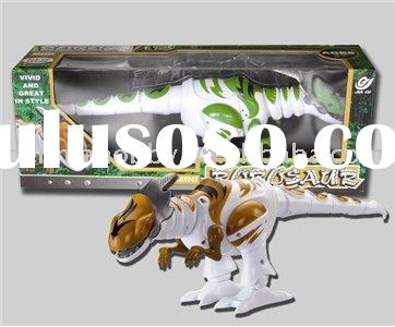 Battery operated dinosaur with light & sounds/ new design fashional promotion toy