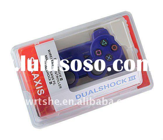 Blue Fashion Bluetooth Wireless Game Controller For PS3