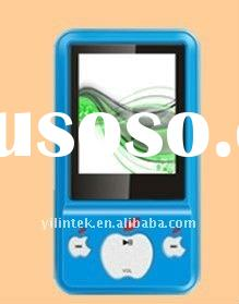 Blue Mp4 Player For Mobile Download