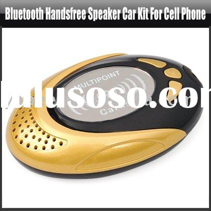 Bluetooth Handsfree Speaker Car Kit For Cell Phone ,YAN302A