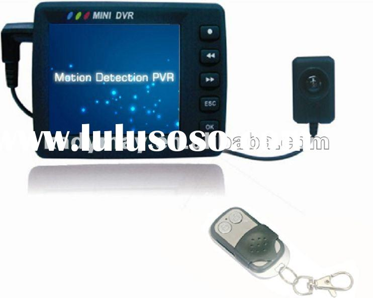 Botton Hidden Camera with USB and SD Card