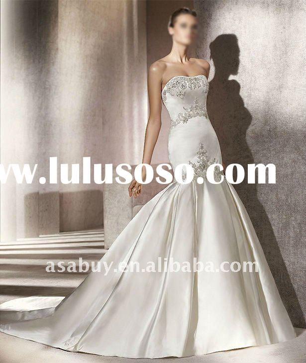 Brand Bridal Gown Wedding Dress Wedding Gown Bridal Dress--h7pnlb3852