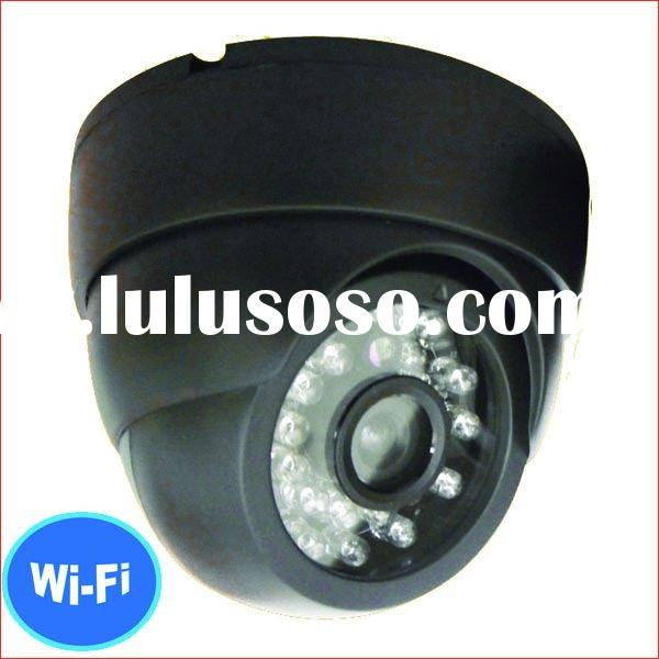 Build-in DVR system, Plug-and-record remote video camera/buy security camera/security camera night