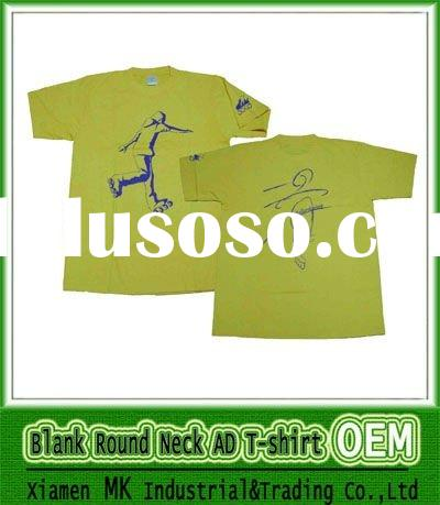 Bulk Silk screen Printed Publicize T-shirts