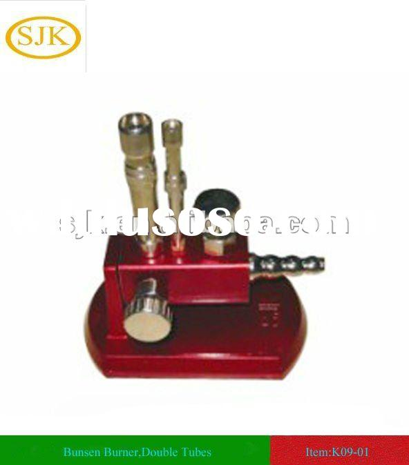 Bunsen Burner With Double Tubes