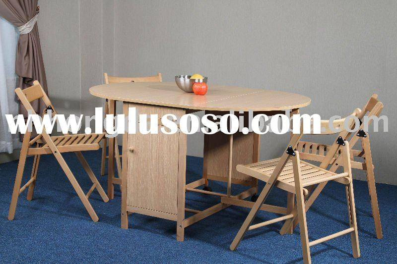 Butterfly Oval dining set