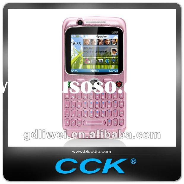 CCK Q99WIFI TV mobile phone WAP Dual SIM cards celular