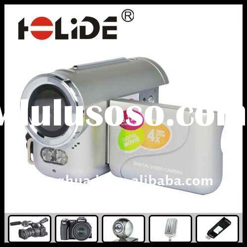 CE Low price 3.1mega pixels mini video digital camera camcorder for kids manufacturer(DV-136D)