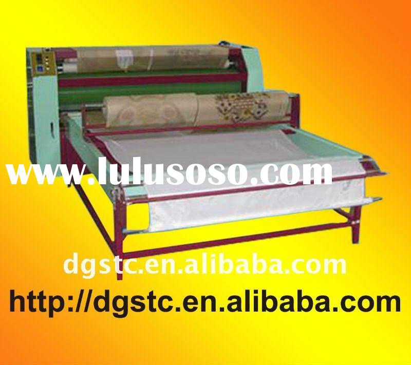 CE roller sublimation t shirt printing machines for sale