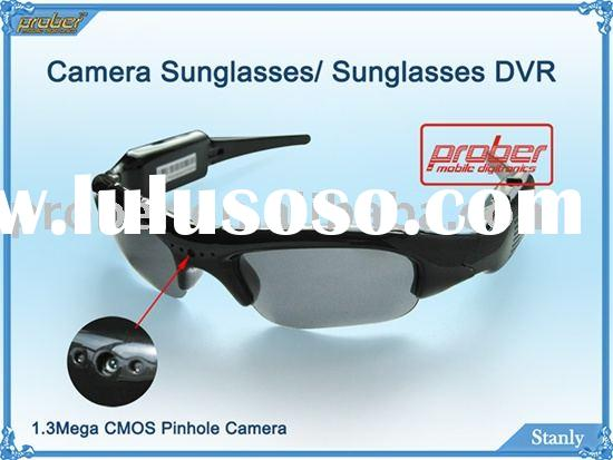 Camera Sunglasses/Recording Sunglasses/Mobile Eyewear Recorder/Video Glasses/digital camera/digital