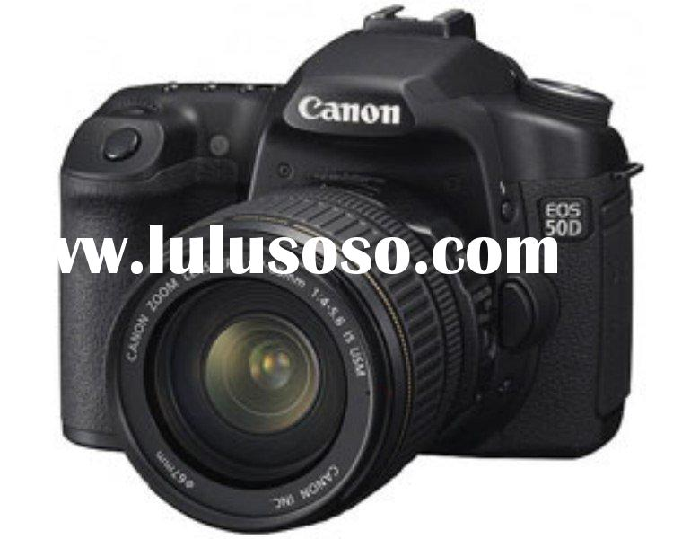 Canon EOS 50D Kit with EF-S 18-135mm f 3 Digital Camera