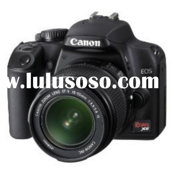 Canon Eos Kiss 2 Kit w 18-55IS Digital Camera