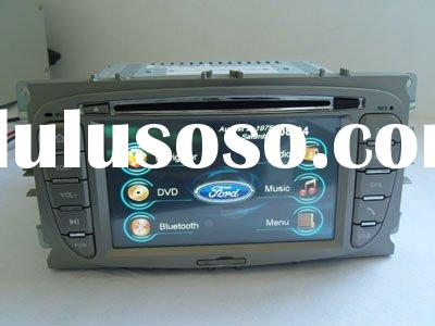 Car DVD GPS Navigation+Bluetooth+iPod+DVD for Ford Mondeo/Focus/S-Max/C-Max
